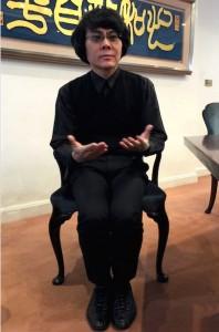 Prof. Hiroshi Ishiguro (photo © Chris Middleton).