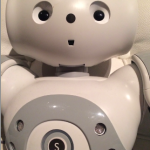 NAO Robot Stanley Qubit for hire
