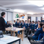 At Dunraven School, London