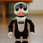 RoboHon smartphone robot